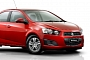New Holden Barina Sedan Launched, Pricing Announced