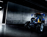 New Holland NH2 tractor
