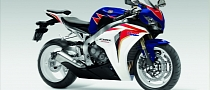New Honda CBR1000RR Fireblade Sports Pack Available