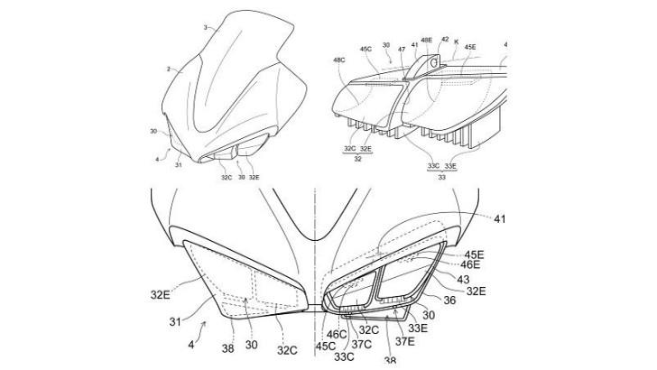 New Honda CBR1000RR Will Have LED Headlights, Leaked ...