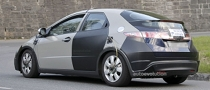 New Honda Civic Prepared for 2011 NAIAS