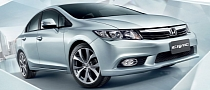New Honda Civic Sedan Launched in Thailand