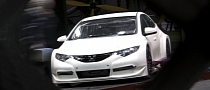 New Honda Civic Type-R On Track for 2015
