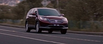 New Honda CR-V Commercial in Australia: Anything You Can Do [Video]