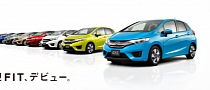 New Honda Fit Extends Lead Over Japanese Car Market