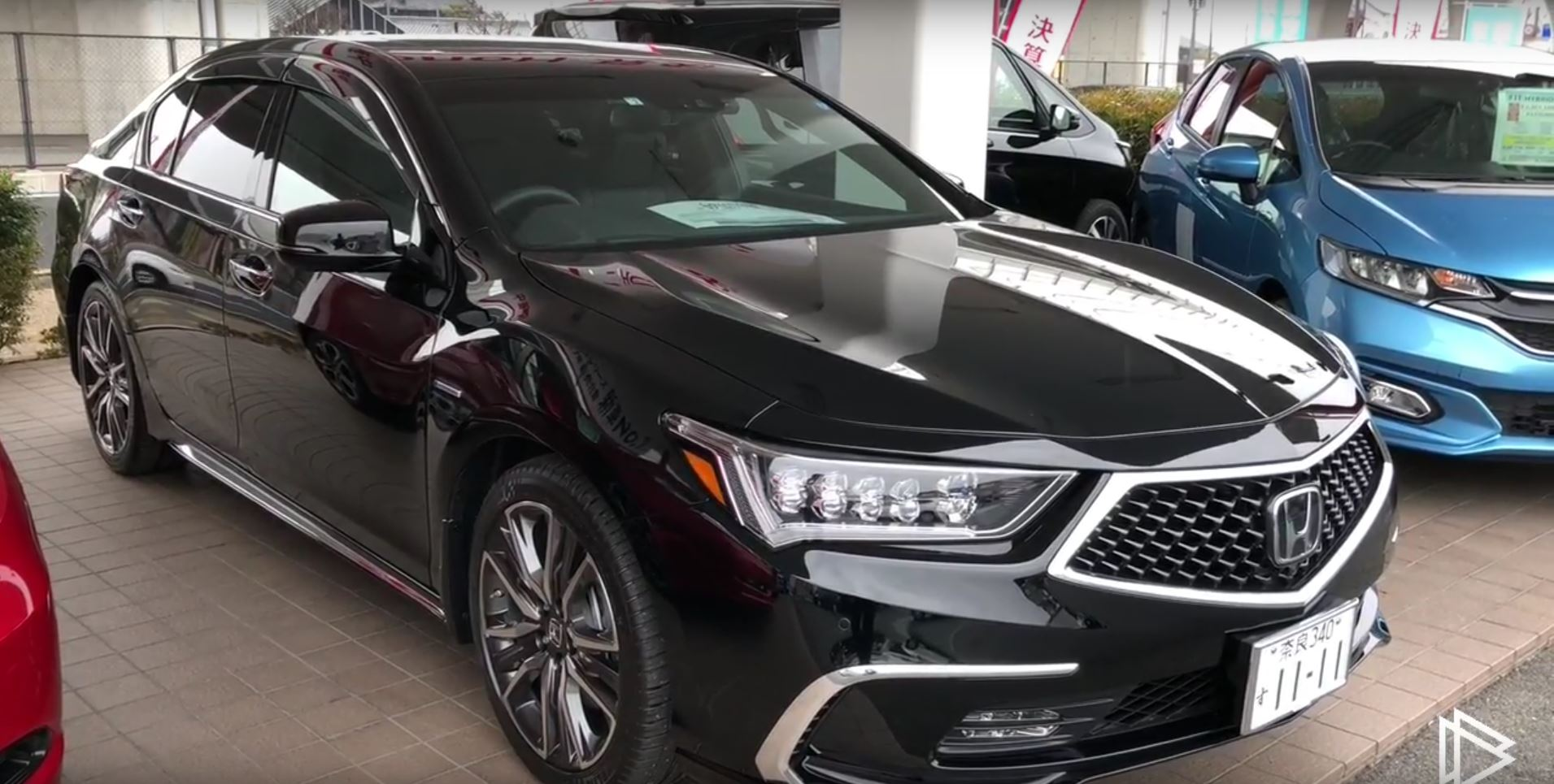 New Honda Legend Debuts In An Is The Acura Rlx