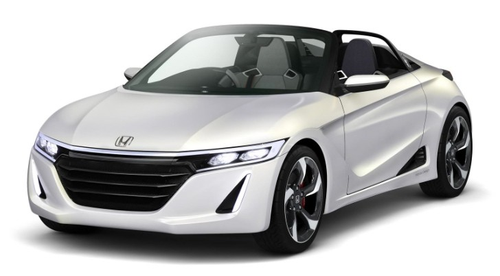 New Honda S660 Sports Kei Car Concept Revealed [Video] [Photo Gallery]