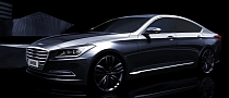 New Hyundai Genesis Design Revealed in First Sketches