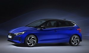 New Hyundai i20 Official Images Leaked Ahead of 2020 Geneva Motor Show Debut