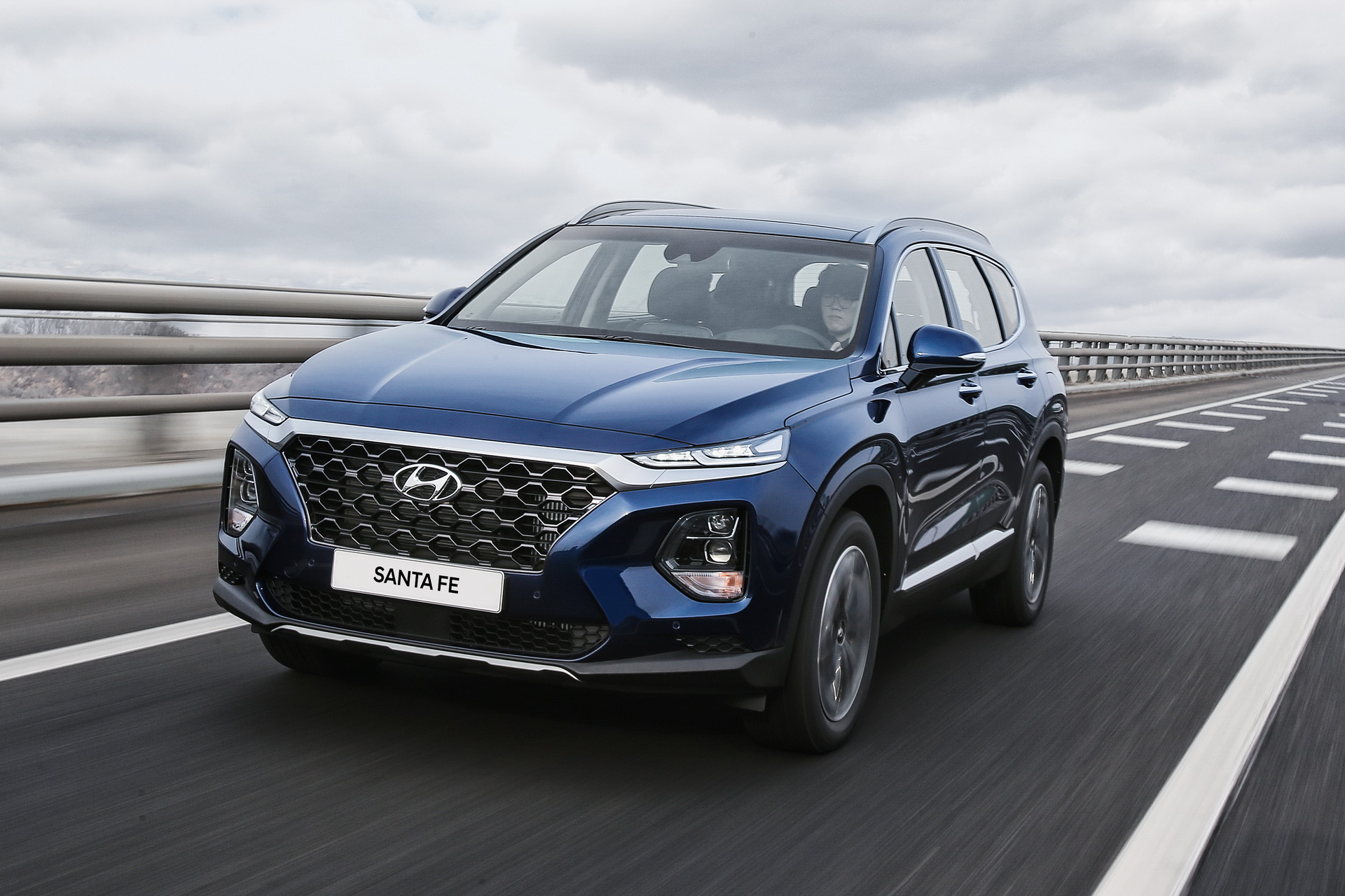 New Hyundai Santa Fe Getting Sel Engine In America Late 2019