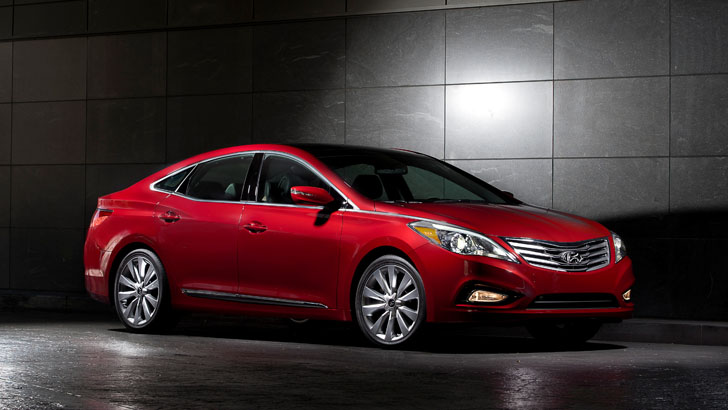 Hyundai Azera fate in question