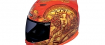 New Icon Vaquero Helmet Is Lovely, but the Commercial... [Photo Gallery][Video]