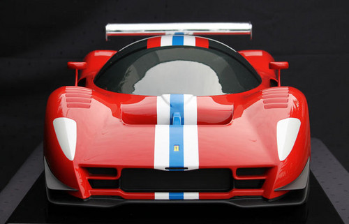 New Images Of The Ferrari P4 5 Competizione Autoevolution