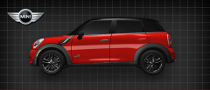 New iPhone App Allows Users to Take the MINI Countryman for a Joyride