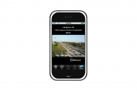 Visteon's TrafficJamCam app on iPhone