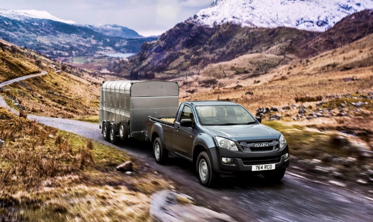 New Isuzu D Max Tops Pickup Segment With Increased Towing
