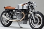 New Kaffeemaschine Moto Guzzi Wonder