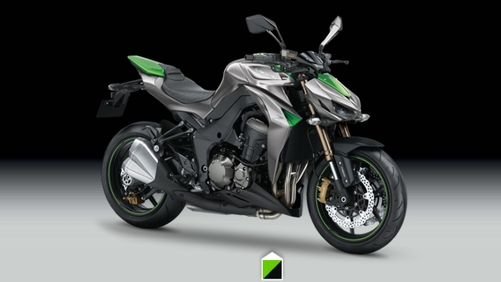 New Kawasaki Z1000 Special Edition Looks Perfect
