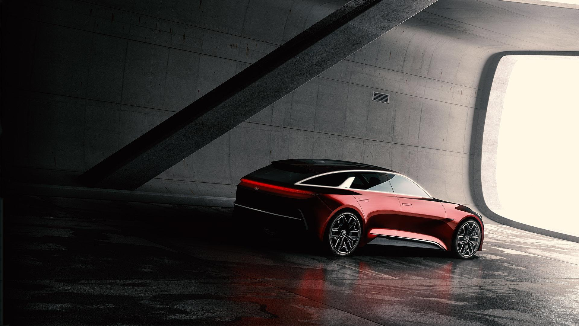 Mystery Kia Concept Previews Cooler Cee D Version At 2017 Frankfurt