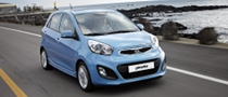 New Kia Picanto Bound for Australia