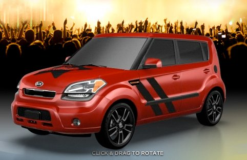 New Kia Soul Hamstar And White Tiger Special Editions