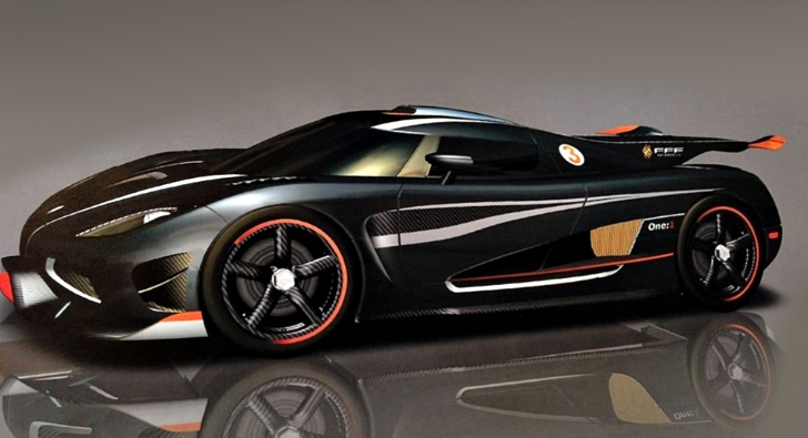 New Koenigsegg Model Leaked May Be Called One 1