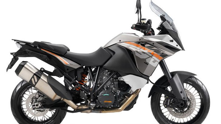 New KTM 1190 Adventure Receives 19-inch Front Wheel