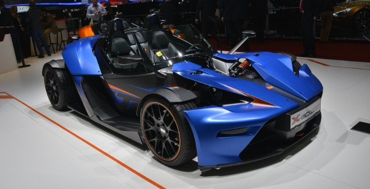 New KTM X-BOW GT Shown in Detail at Geneva 2013 [Video]