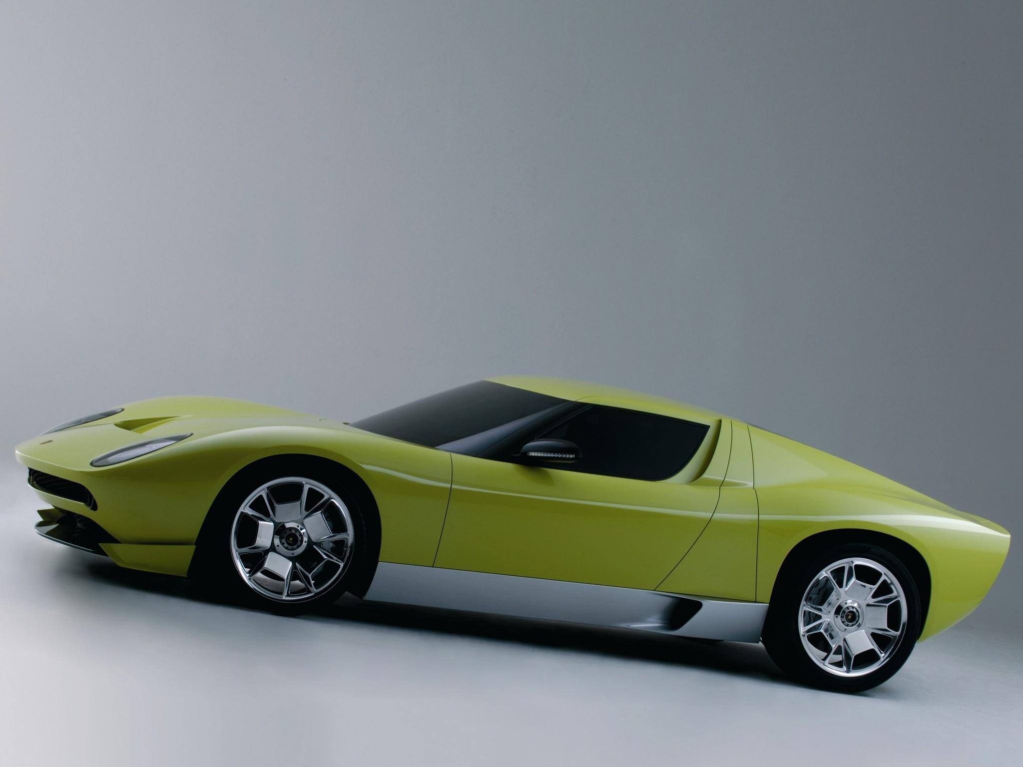 New Lamborghini Miura Considered Autoevolution