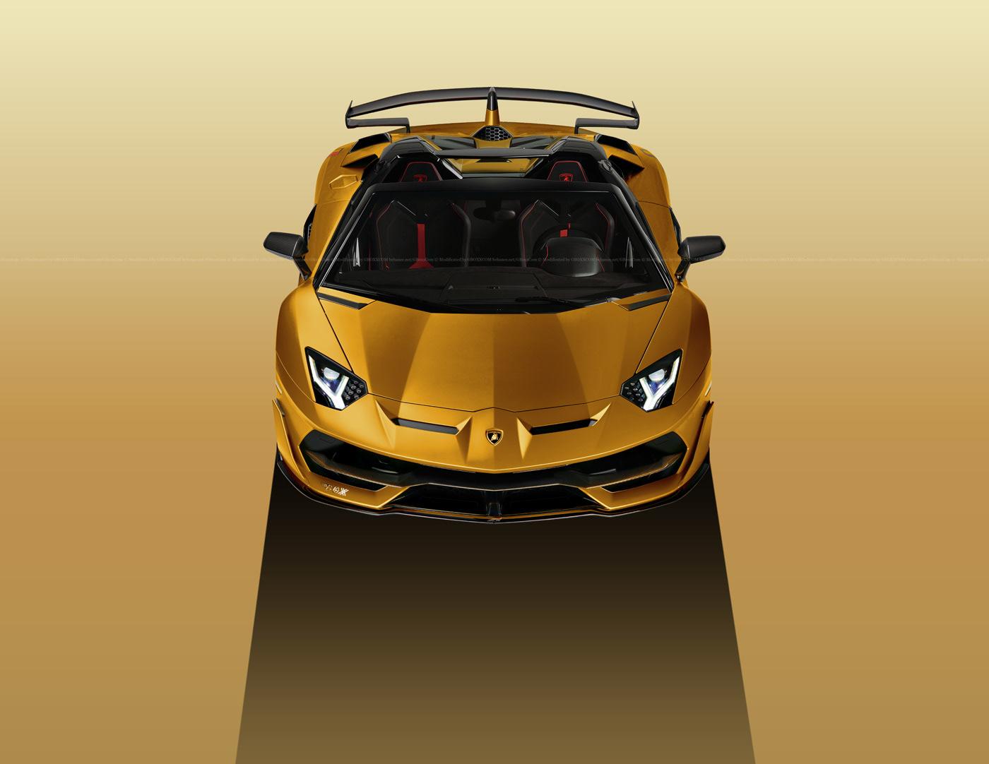 New Lamborghini Model Confirmed Aventador Svj Roadster