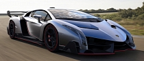 New Lamborghini Veneno Photos Emerge Ahead of Geneva Debut [Photo Gallery]