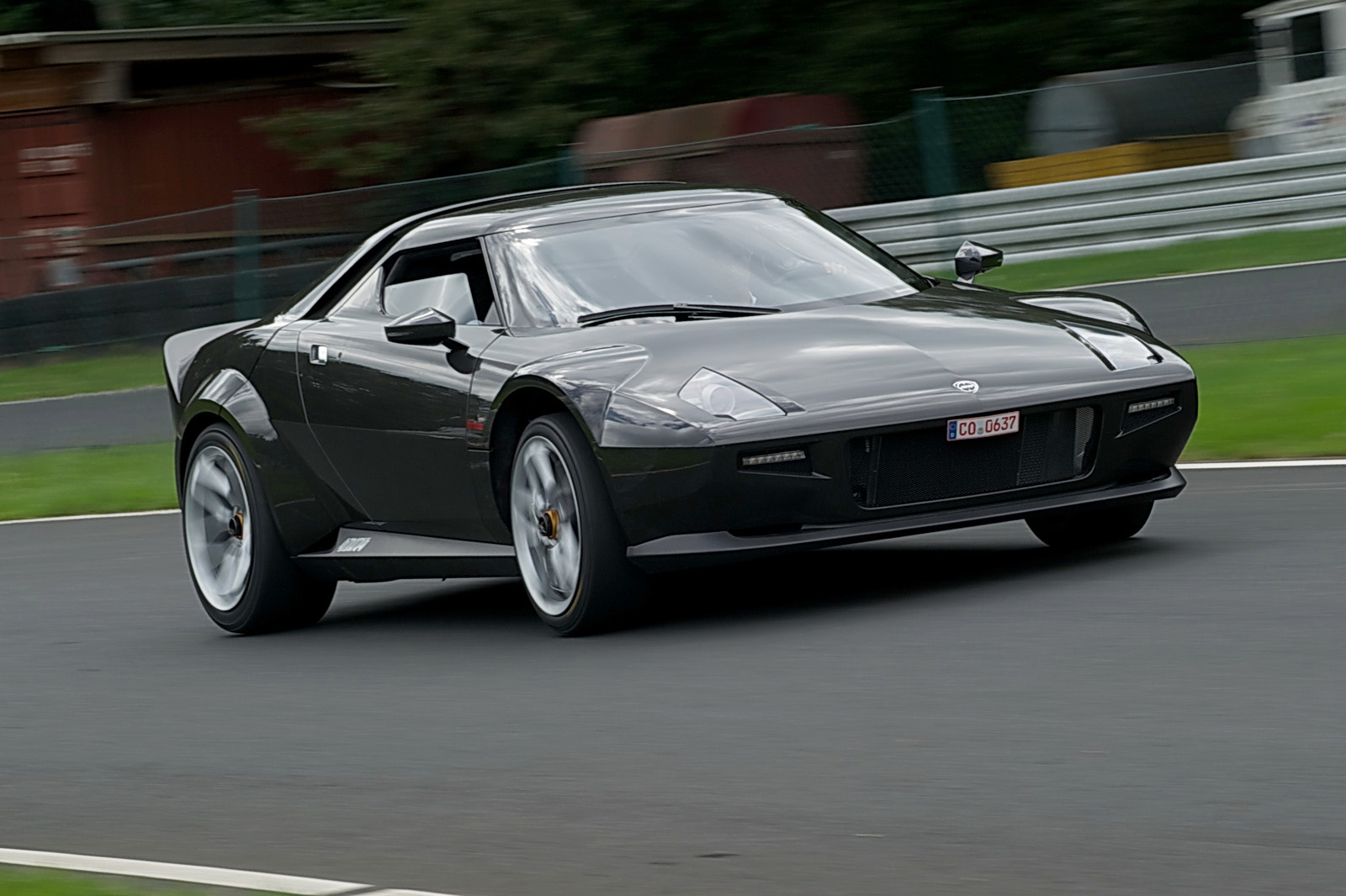 New Lancia Stratos Full Specs and Performance Figures Released ...