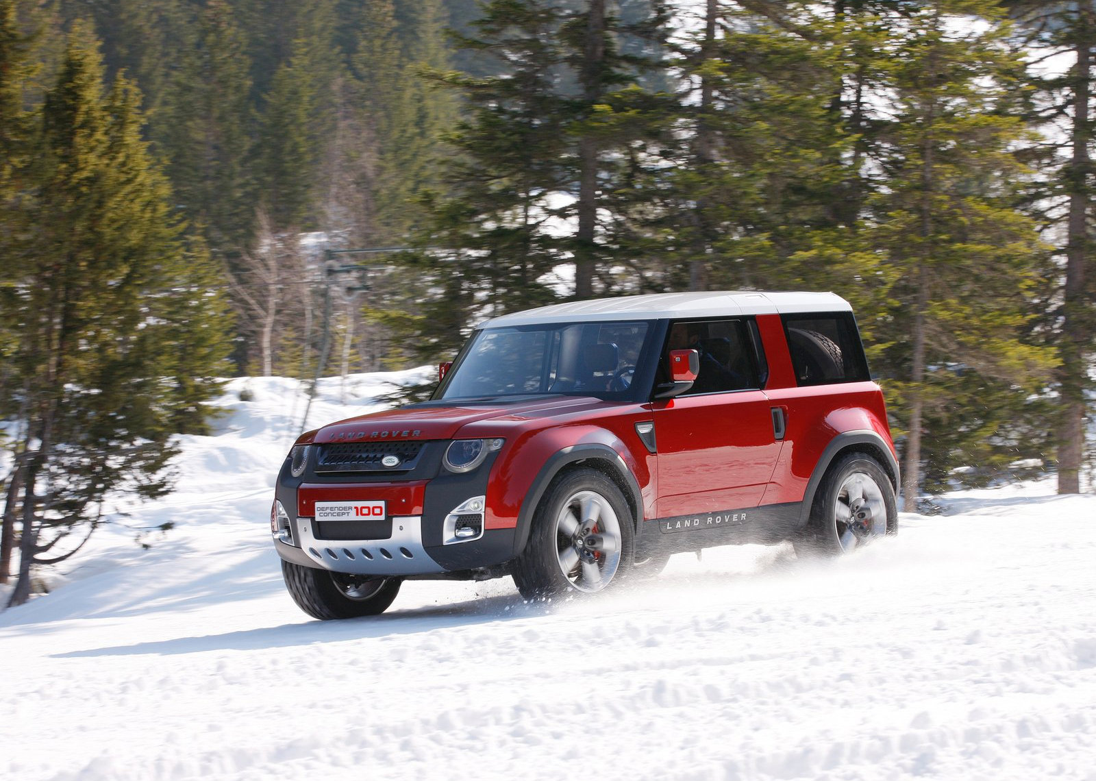 New land rover defender to arrive in 2016 as a concept autoevolution