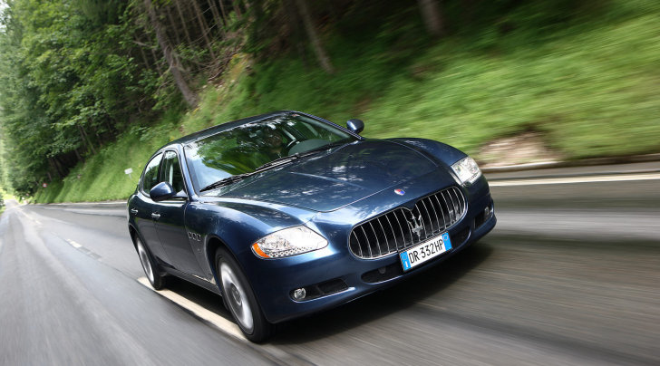 New, Larger and Lighter Maserati Quattroporte Coming in 2013