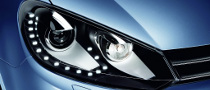 New LED Lights for the Volkswagen Golf