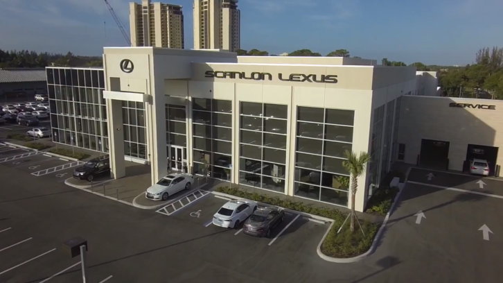 new lexus dealership opening in fort myers autoevolution. Black Bedroom Furniture Sets. Home Design Ideas
