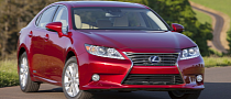New Lexus ES 350 and ES 300h Coming to Australia
