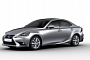 New Lexus IS 300h and Refreshed LF-LC Concept Coming to Geneva