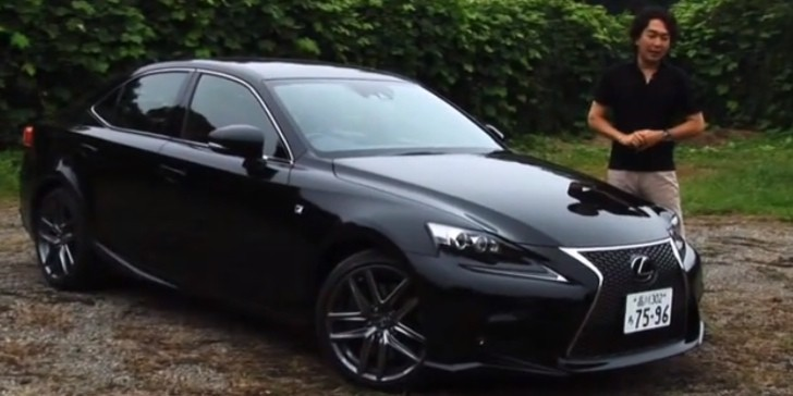 New Lexus IS 350 F Sport Reviewed by Gazoo TV [Video]