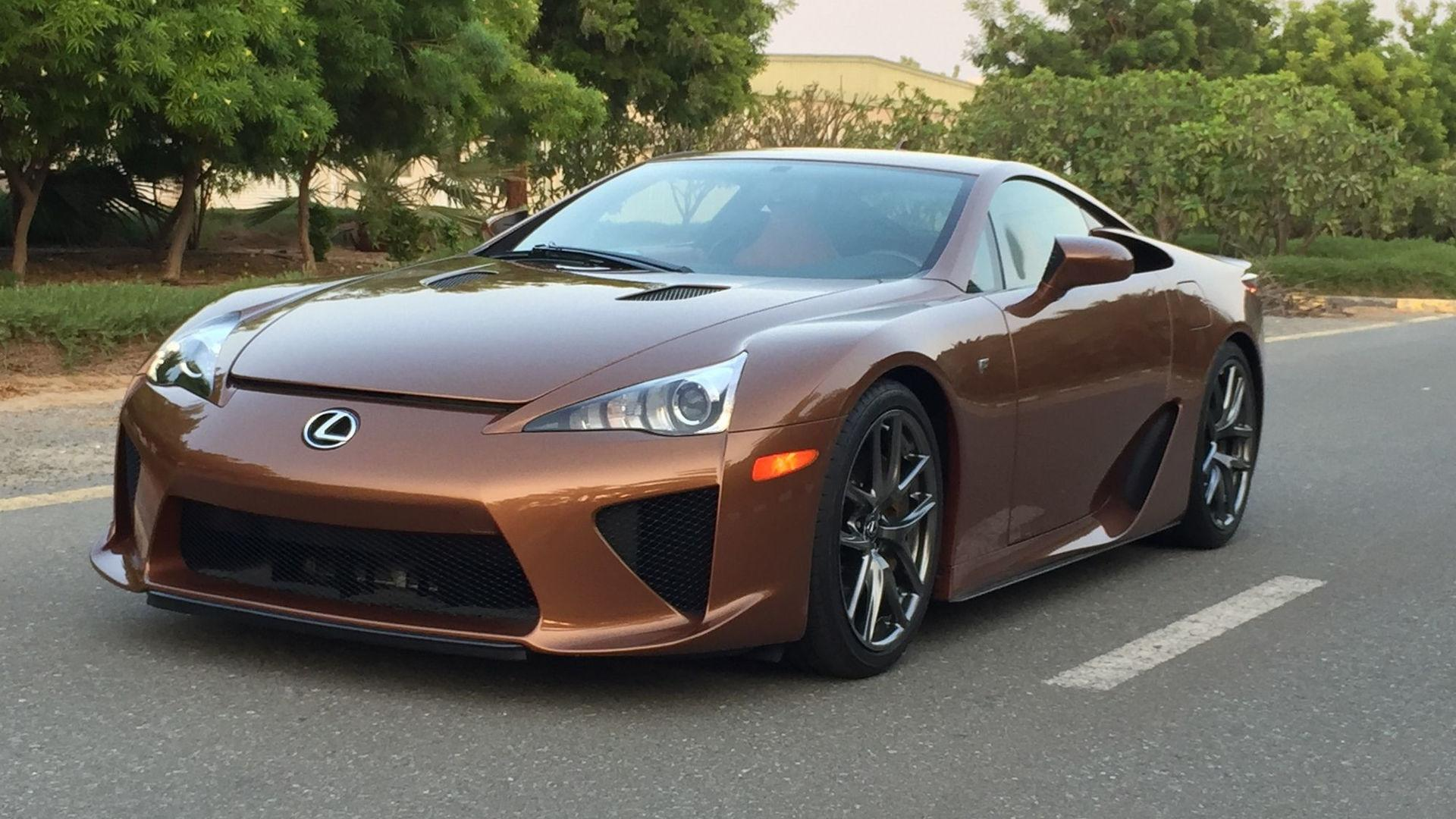 new lexus lfa considered, but other projects take priority