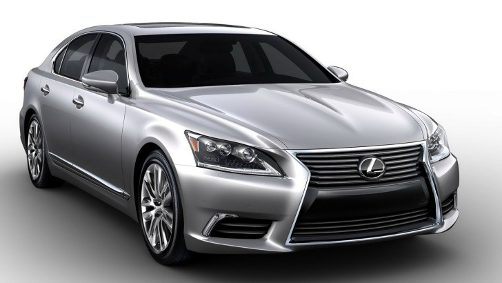 New Lexus LS Gets Priced for the UK - Starts from £71,995