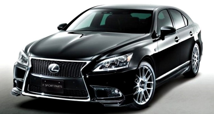New Lexus LS Gets US Price Tag