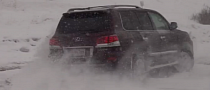 New Lexus LX 570 Test Previewed by TFL [Video]