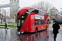 New London Double-Decker Bus Ready for Service