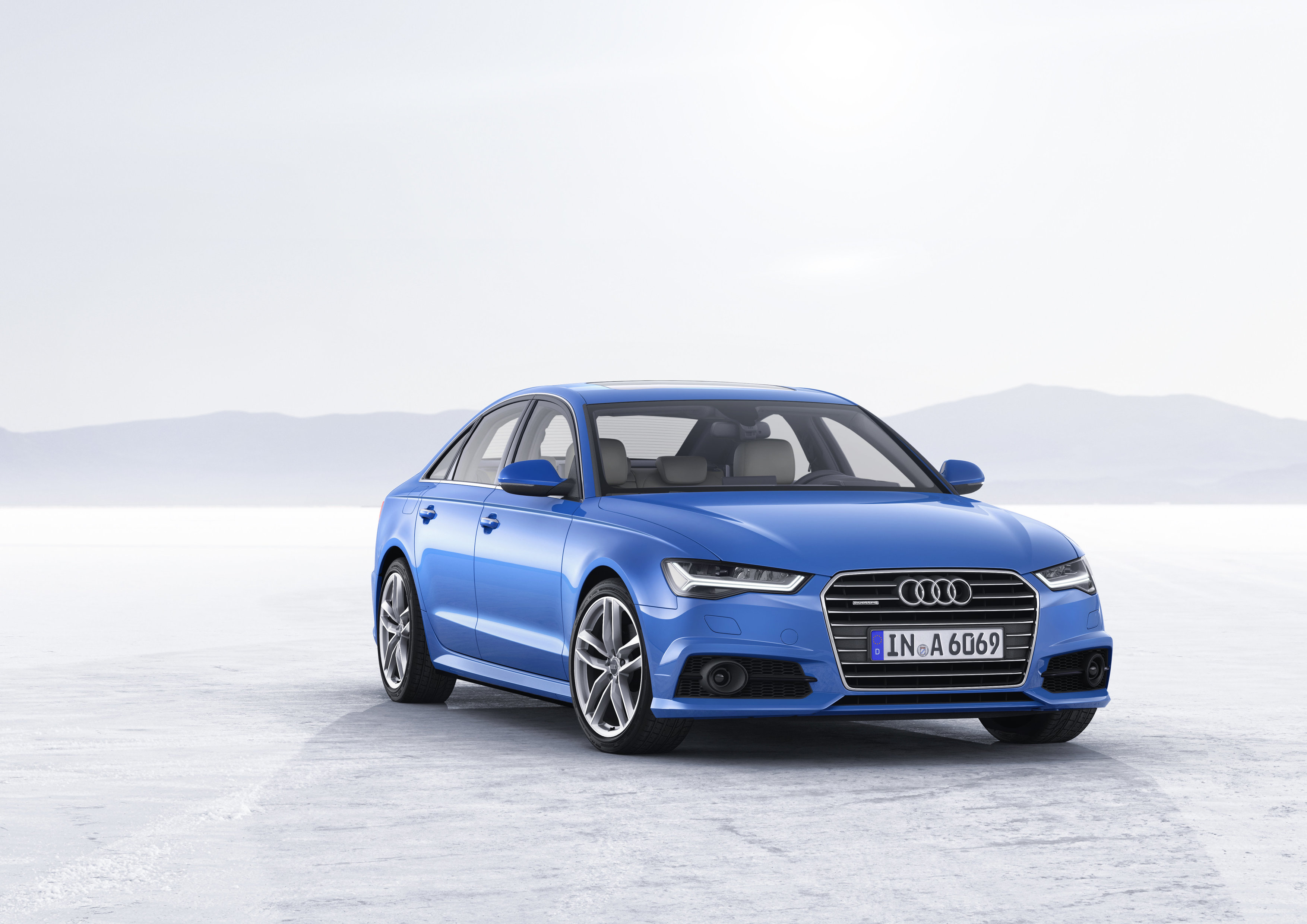 audi facelifts the a6 a6 avant and a7 sportback again autoevolution. Black Bedroom Furniture Sets. Home Design Ideas