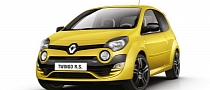 New-Look Renault Twingo RS 133 Revealed