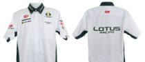 New Lotus Racing Merchandise Available