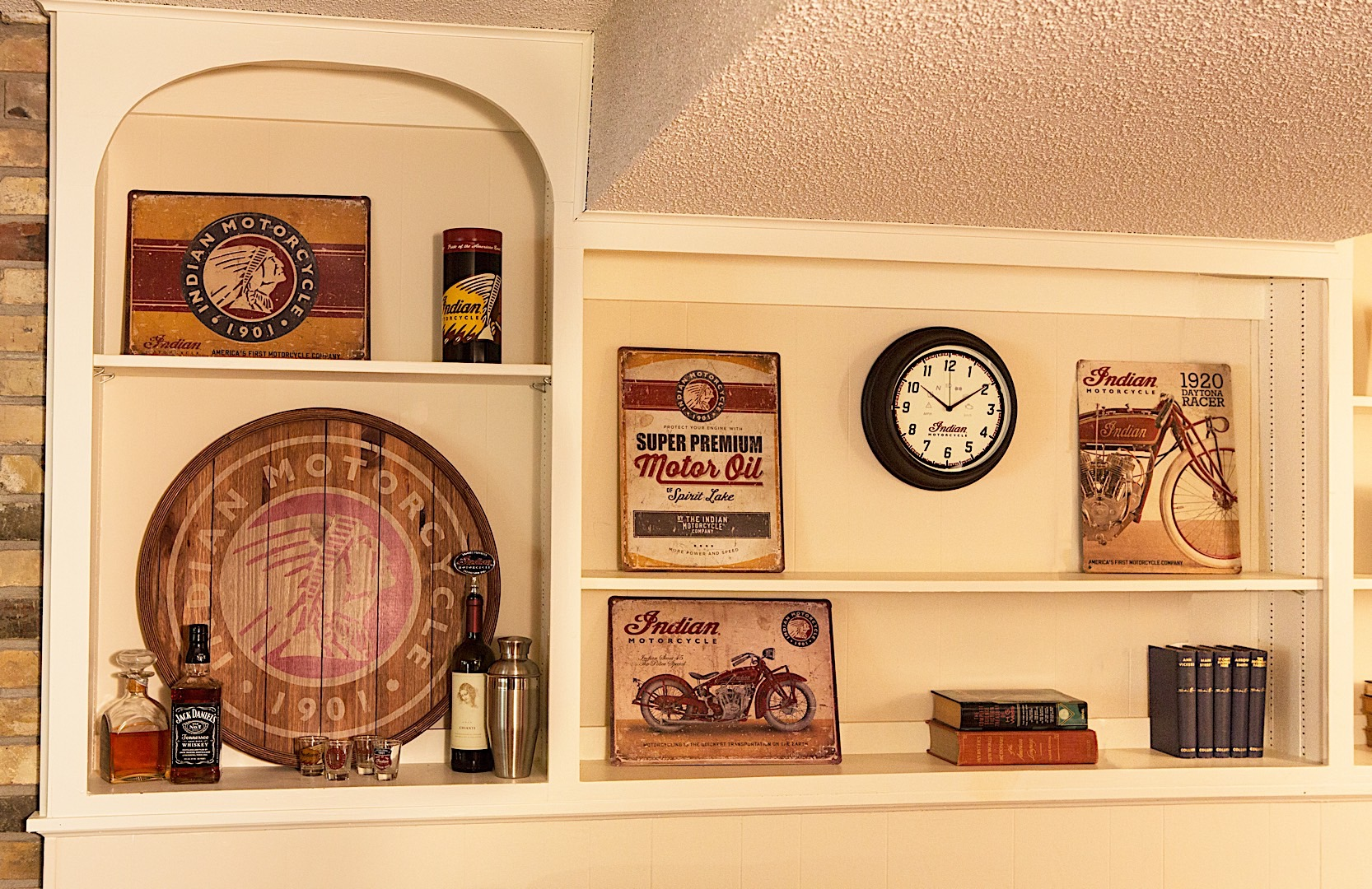 New Man-Cave Products From Indian Motorcycle Are Available ...