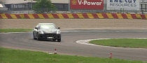 New Maserati Quattroporte Spied on the Fiorano Track[Video]