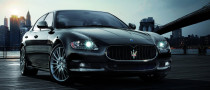 New Maserati Sedan to Come With Chrysler Pentastar V6 and Ferrari FF AWD
